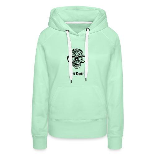 Koppige - Ben Beest - Vrouwen Premium hoodie