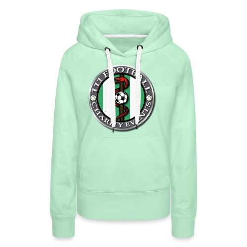 111 Football & Charity Events - Women's Premium Hoodie
