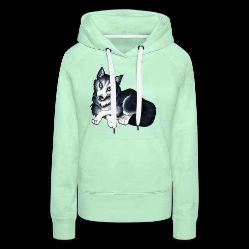Husky - Women's Premium Hoodie