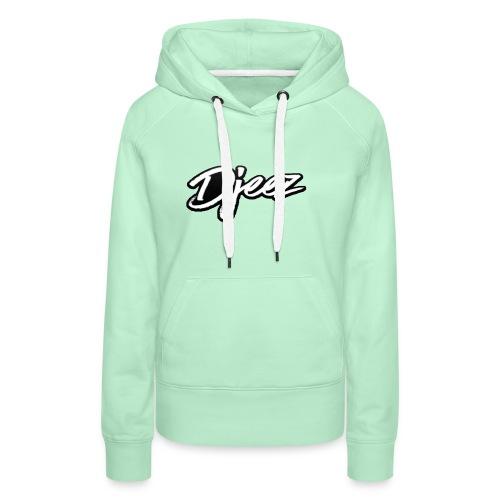 Djeez Merchandise - Vrouwen Premium hoodie