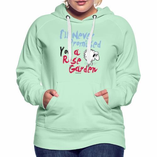 Hauskat Lammas paidat, tekstiilit- lahjatuotteet - Naisten premium-huppari