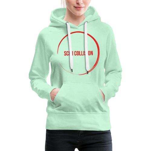 Red Logo - Women's Premium Hoodie
