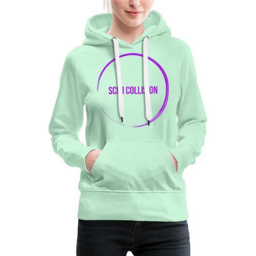 Purple Logo - Women's Premium Hoodie