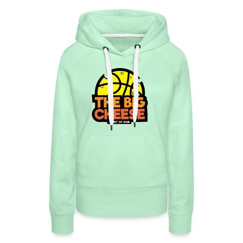 The Big Cheese Logo - Women's Premium Hoodie