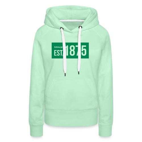 EST. 1875 Hibs - Women's Premium Hoodie