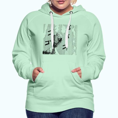 The Devils Sketch - Women's Premium Hoodie