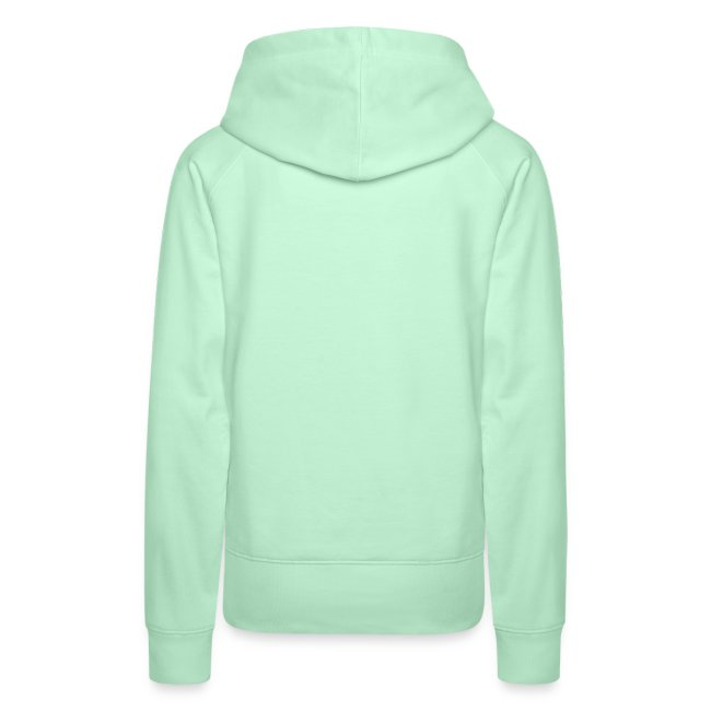 Vorschau: simple woman cats - Frauen Premium Hoodie