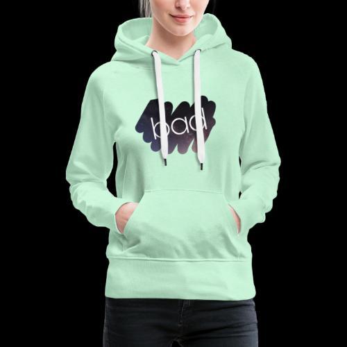New t-shirt for music lover - Sweat-shirt à capuche Premium pour femmes