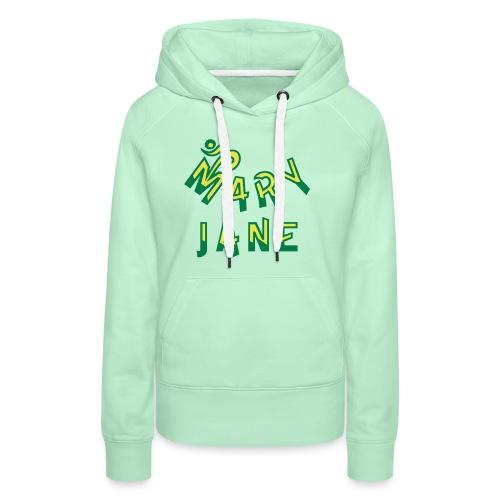 Mary Jane - Women's Premium Hoodie