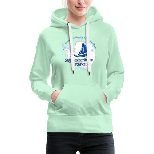 segelexpedition antarktis3 - Frauen Premium Hoodie