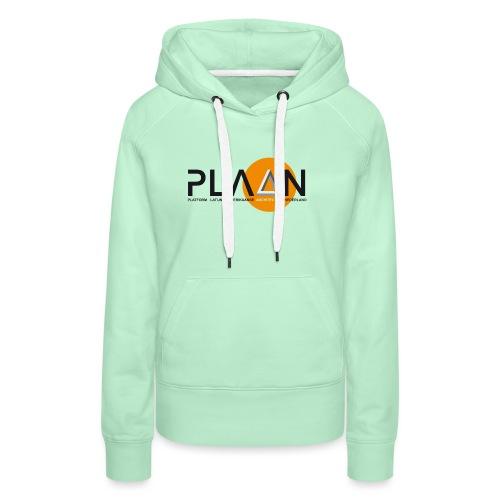 50cm png - Vrouwen Premium hoodie