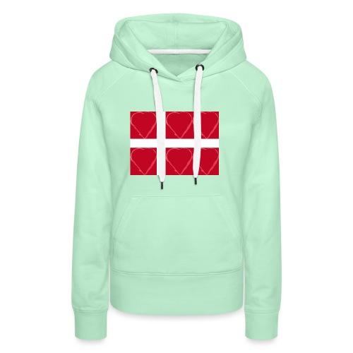 Dänemark 21.2 - Frauen Premium Hoodie