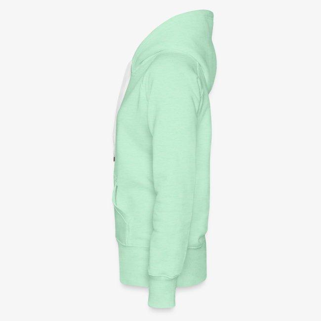 Vorschau: küss mich am regenbogen - Frauen Premium Hoodie