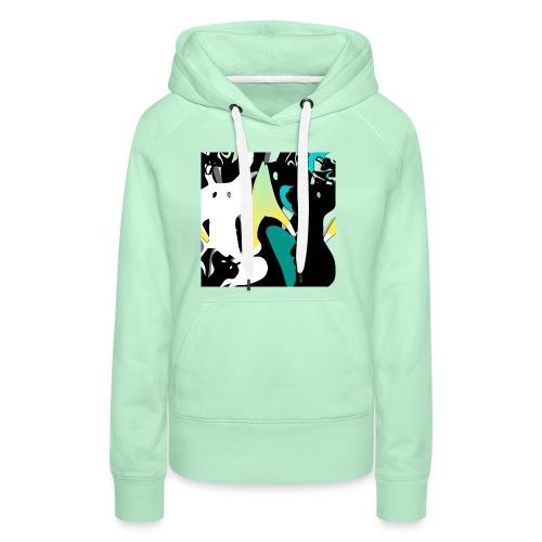 Dogs - IF Sabrina Imstepf Design - Frauen Premium Hoodie