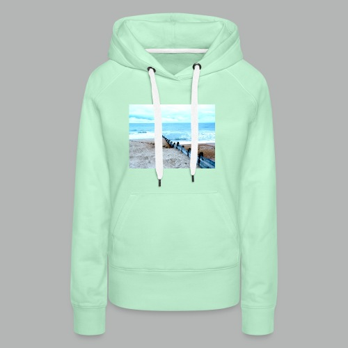 Sea view - Women's Premium Hoodie
