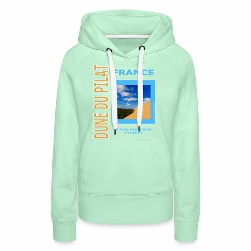 DUNE 2019 no 2 - Sweat-shirt à capuche Premium pour femmes