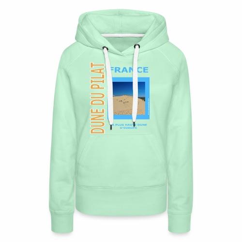 DUNE 2019 no 3 - Sweat-shirt à capuche Premium pour femmes