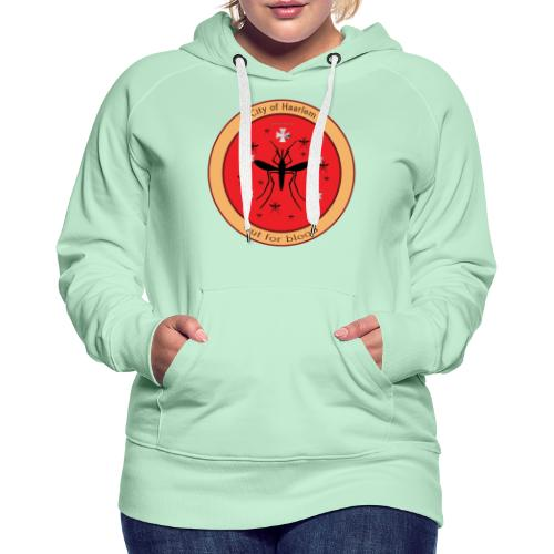 Haarlem GOT - Vrouwen Premium hoodie