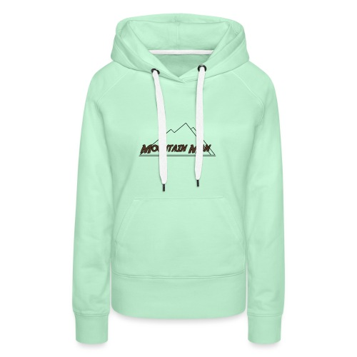 Mountain Man - Frauen Premium Hoodie
