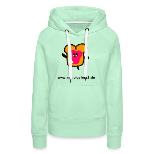 MINIPLAYTOAST Fanartikel - Frauen Premium Hoodie