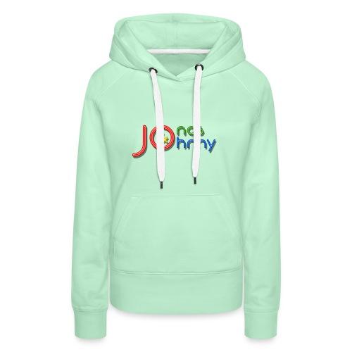 Jonas & Johnny logo - Premiumluvtröja dam