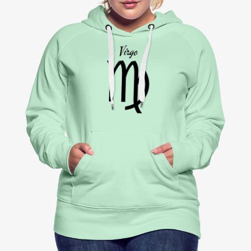 Virgo Sternzeichen T-Shirt - Frauen Premium Hoodie
