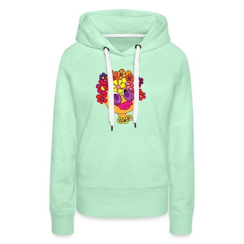 flowergirl - Frauen Premium Hoodie