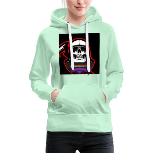 DerMagier432YT Shop - Frauen Premium Hoodie