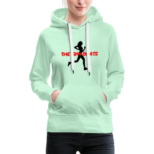THE GYM BEATS - Music for Sports - Frauen Premium Hoodie