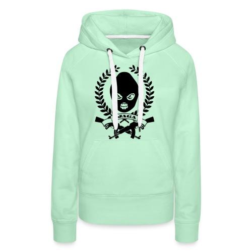 djaga setje01 - Vrouwen Premium hoodie