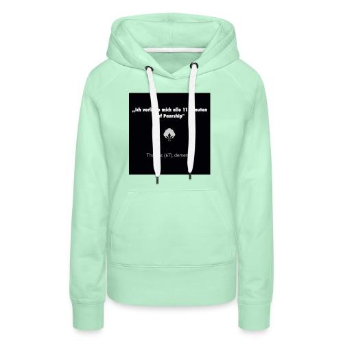 IMG 20181027 WA0022 - Frauen Premium Hoodie