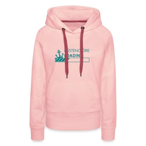 Küstengöre loading - Frauen Premium Hoodie
