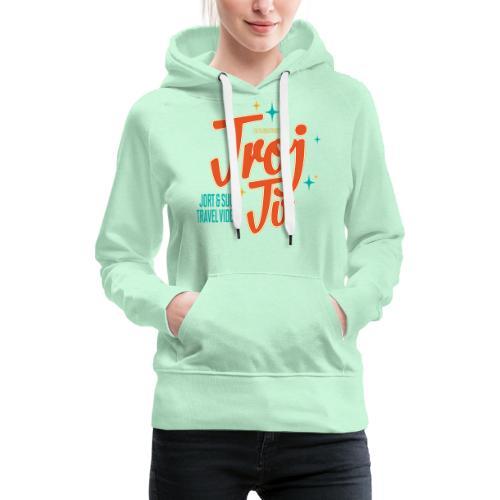 Troj Bay - Vrouwen Premium hoodie