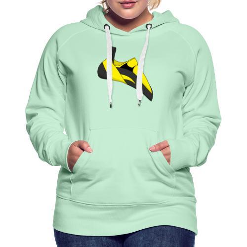 klimschoen - Vrouwen Premium hoodie