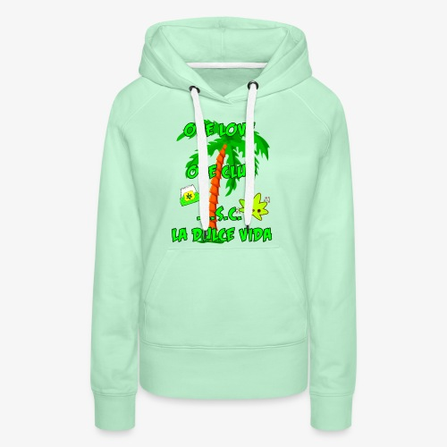 one love , one club - Frauen Premium Hoodie