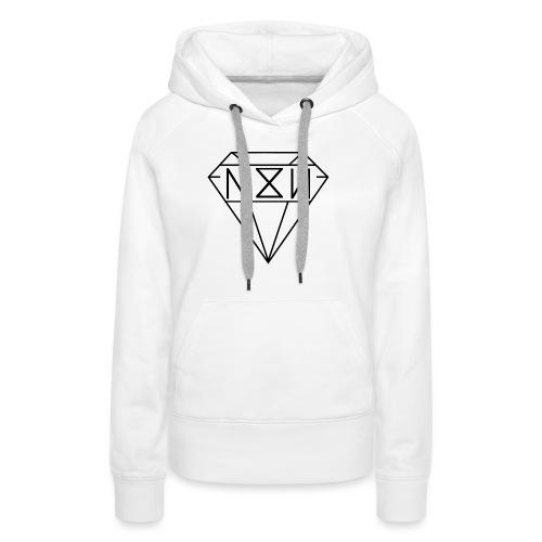 N8N - Vrouwen Premium hoodie