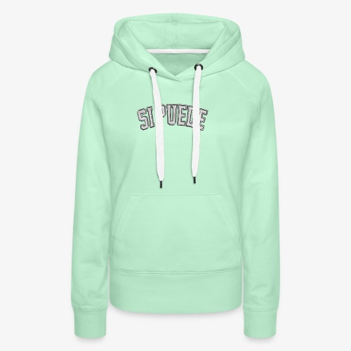 "SI PUEDE - ""yes, it can be done,"" - Frauen Premium Hoodie"