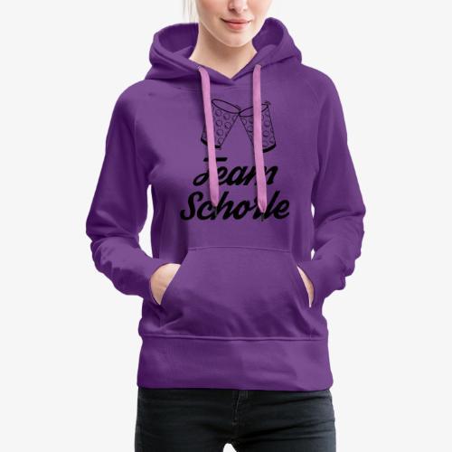 Team Schorle - Frauen Premium Hoodie