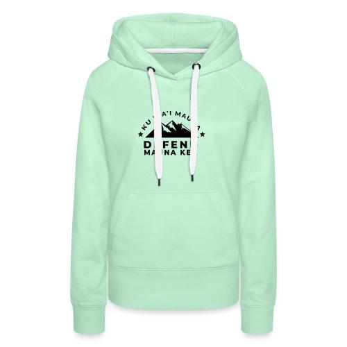 Mauna Kea - Sweat-shirt à capuche Premium pour femmes