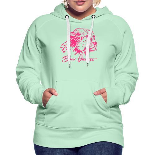 gepard bow hunter - Frauen Premium Hoodie