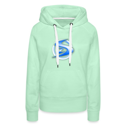 StormSense Logo 2 png - Women's Premium Hoodie