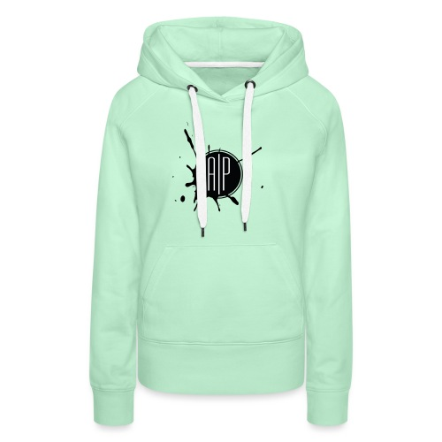 Atomic-Print - Sweat-shirt à capuche Premium pour femmes