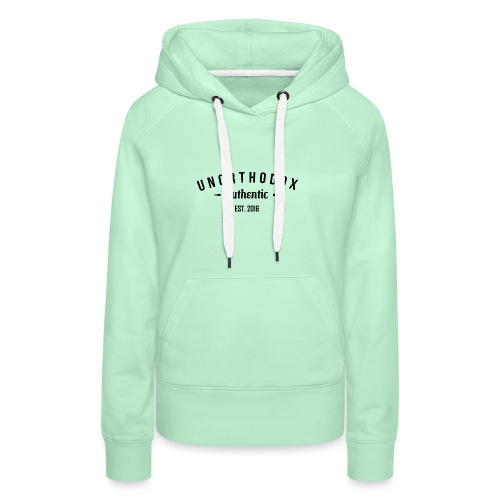 Unorthodox Authentic - Women's Premium Hoodie