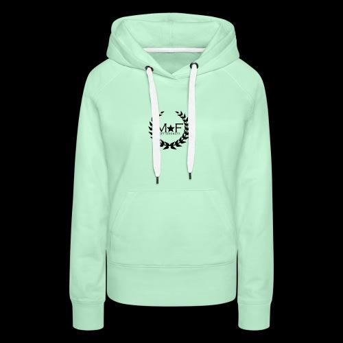 MF - Sweat-shirt à capuche Premium pour femmes