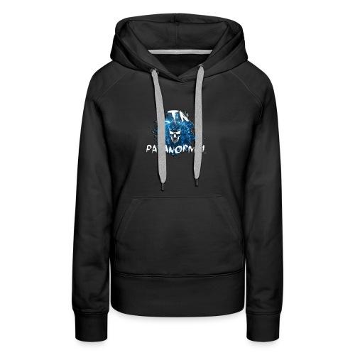 LTN Paranormal - Sweat-shirt à capuche Premium pour femmes