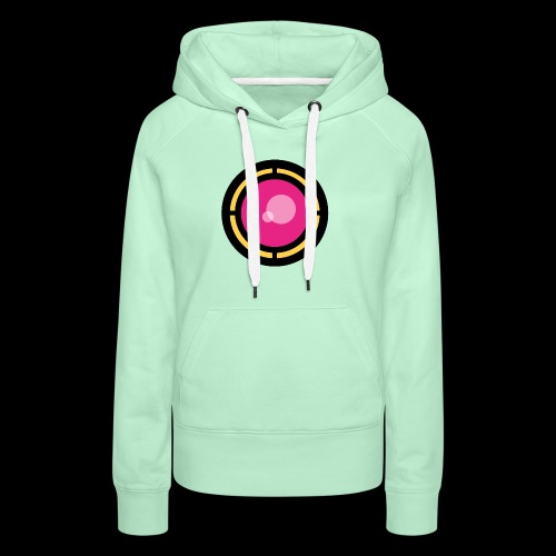 Eye of Phantom - Women's Premium Hoodie