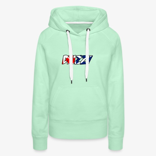 Scotland And Canada Drizzy Logo - Women's Premium Hoodie