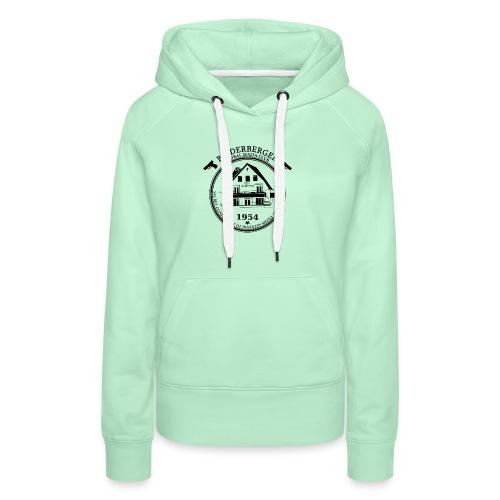 Bilderberg Logo - Frauen Premium Hoodie
