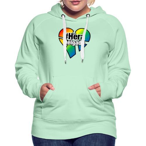 #HeraDelgado - Frauen Premium Hoodie