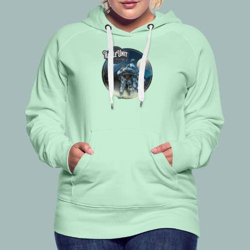 STMWTS Merch - Vrouwen Premium hoodie